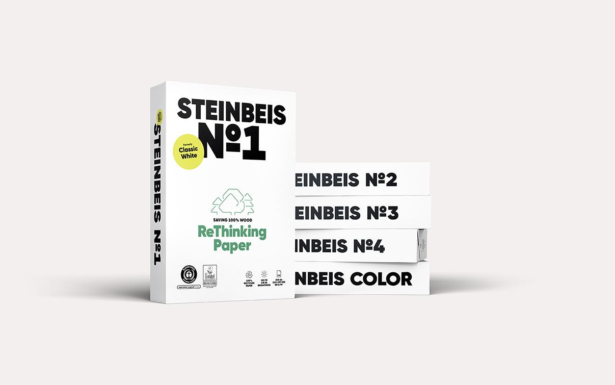 Muster Steinbeis №1-№4 und Steinbeis Color
